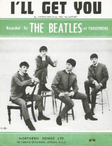 BEATLES Ill get you