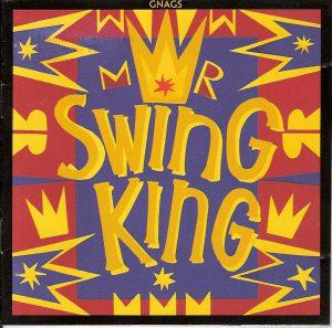 Mr. Swing King - booklet forside