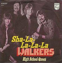 Sha-La-La-La-La_(1973)_German_single_cover