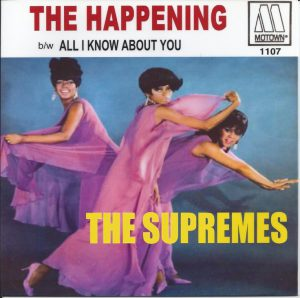 dIANA rOSS THE HAPPENING